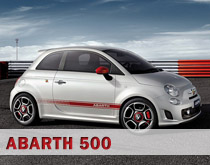 Abarth eurocar website for Modelli 500 abarth