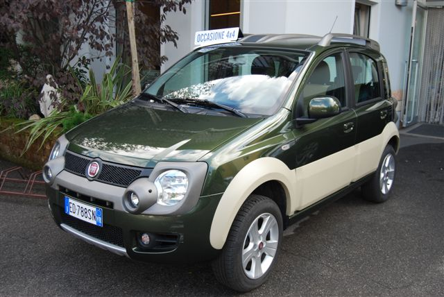 fiat panda cross 1 3 mjt 16v dpf 4x4 eurocar website. Black Bedroom Furniture Sets. Home Design Ideas